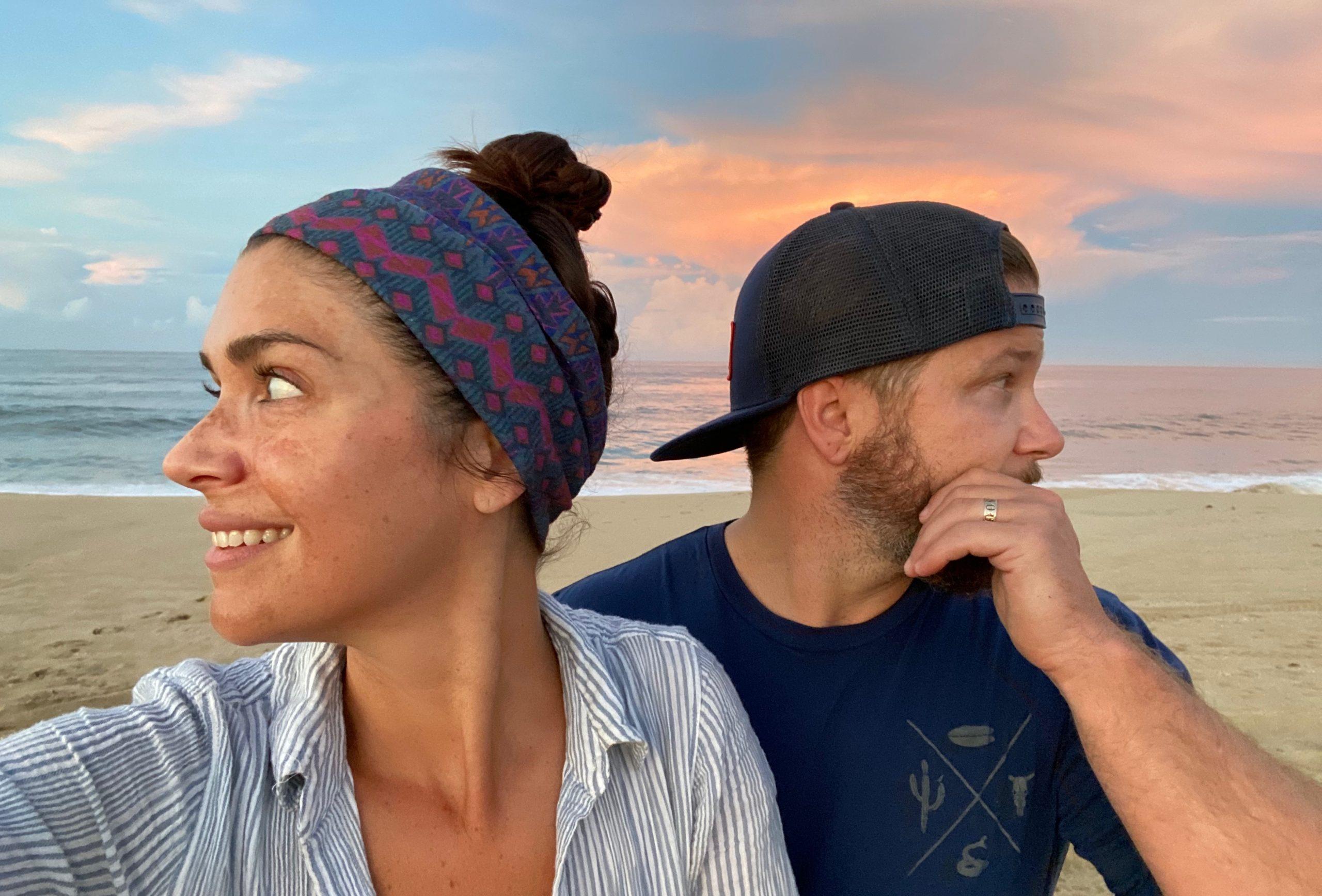 Ryan and Meredith in Todos Santos, Mexico